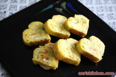 Egg Food | Korean Food: Heart Shape Fried Egg Side-dish (계란말이 = GyeRan ...