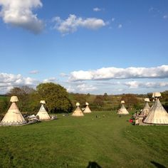 Big Sky Tipi Holidays|Luxury Camping in Sussex (near Eastbourne)