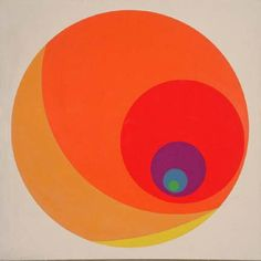 Herb Aach March 24 1923 October 13 1985 was an American painter and writer Aachs painting style is known for its intense and well placed pigmentation Art Furniture, 1960s Furniture, Tattoos Familie, Collages, Mid Century Art, Art Studies, Happy Colors, Magazine Art, Color Theory