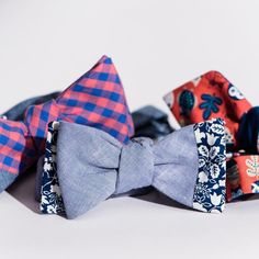 Wedding season is beginning - bow ties are a great option to spruce up your look! #menswearinspired #weddingattire #buttonup #buttondown #shirt #fashion #clothing #sustainablefashion #ethicalfashion #cotton #tomboystyle #tomboyoutfit #androgynous #androgynousstyle #dapper #dapperwomen #bowtie #necktie #upcycling #dapperwedding