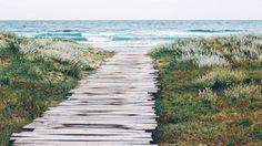 Path, beach, ocean and sea HD photo by Aleksandra Boguslawska ( on Unsplash Wooden Path, The Beach, Beach Bum, Ocean Beach, Free High Resolution Photos, Photo Libre, Truth Of Life, Roadtrip, Celestial