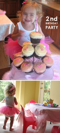Dress-Up Tea Party - 2nd Birthday Party Ideas. LivingLocurto.com just sayin Holly? ... That this will be the theme for Georgia Raye's 2nd Birthday!!