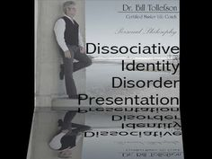 Dissociative Identity Disorders: Healing Together Presentation given at a DID Conference. Dr Bill talks about his new method Personal Philosophy and healing a DID system is possible keeping the integrity of the system intact as well as its strength, protectiveness and creativity.
