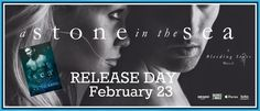 A Bookish Escape: Release Day Launch & Giveaway : A Stone in the Sea...