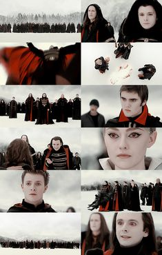 I think the Volturi were waiting for this-for some pretext. They couldn't know what form their excuse would come in, but the plan was already in place for when it did come. Twilight Saga Series, Twilight Breaking Dawn, Twilight New Moon, Twilight Series, Twilight Movie, Dracula, Alec Volturi, Jasper Twilight, Bill Skarsgard Hemlock Grove
