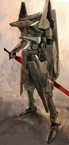 Knights of Cydonia Tsugimori by Aberzheim.deviantart.com on @deviantART http://aberzheim.deviantart.com/art/Knights-of-Cydonia-Tsugimori-139437278 Tsutomu Nihei #Anime #Manga