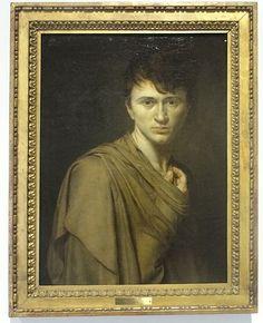 File:Louvre-Lens - Le Temps à l'œuvre -Pujol autoportrait 21ans