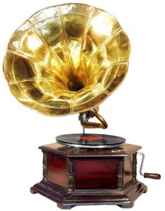 music at Gatsby's could have been played off of a phonograph while the orchestra wasn't performing