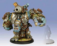 Dozer & Smigg - Trollblood warbeast