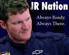 Jr nation dale earnhardt jr pinterest nuest jr haha and nascar jr nation always ready always there fandeluxe Epub