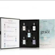 Philosophy: State of Grace Set New in box gift set Philosophy Other