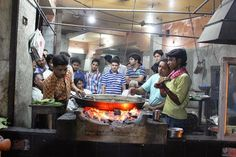 #Kebab in #Lucknow – Chowk and Amichand is a foodie's paradise, mostly non-veg. You start with delicate #Gilouti Kebabs in iconic Tundey's and follow it up with #Kakori Kebabs of Aslam. #ekPlate #ekplatekebab
