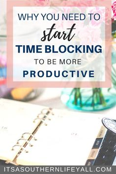 Why you need to start time blocking to be more productive everyday! Read more to increase your productivity and your time management skills daily. Time management tips using time blocking. Time Management Techniques, Time Management Tools, Time Management Strategies, Project Management, Inbound Marketing, Content Marketing, Mobile Marketing, Marketing Plan, Business Marketing
