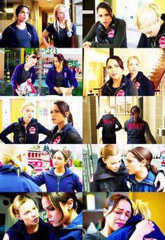 Gabriela Dawson and Leslie Shay= Dawson
