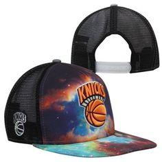 ea60888a222 New Era New York Knicks Galaxy Adjustable Trucker Hat - Multi