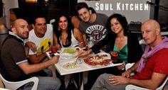 SOUL KITCHEN LIVE – WHITE CAFE' – CAGLIARI – SABATO 1 MARZO 2014