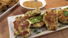 Små spicy fishcakes