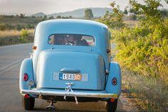 A vintage wedding in Greece