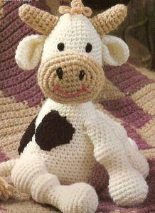 http://i.ebayimg.com/t/Cute-Cow-Vintage-Crochet-Pattern-/00/s/NzM2WDUzNQ==/$T2eC16VHJGQE9noM,KY+BQ9W7jwm5!~~60_35.JPG
