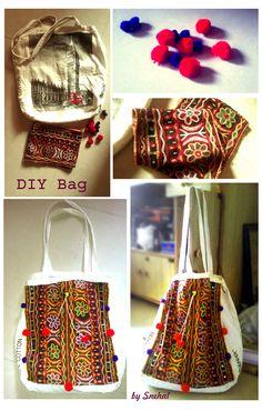 DIY BOho Bag :D