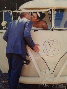 Wedding car vw!