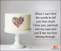 Love Quotes For Husband On His Birthday - Just Look Into My Eyes