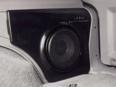 All Things Jeep - XJ Pod, Speakers, Jeep Cherokee XJ (1984-2001), Select Increments