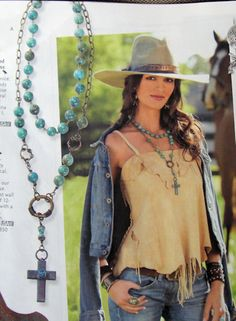 As seen in Cowboys & Indians Magazine 2011