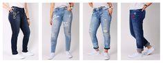 Jeans gehen einfach immer! Mittlerweile ist das Angebot an Jeanspassformen so riesig, dass man schnell den Überblick verliert. Wir informieren euch über die Jeans Trends 2017!