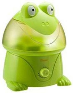 NEW Crane Frog Cool Mist Child's Nursery Humidifier