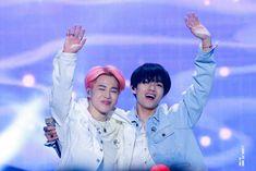 Taehyung V and Jimin Bts Vmin, Best Duos, Bts Concert, Gwangju, Kpop, Namjin, Yoonmin, South Korean Boy Band, Boy Bands