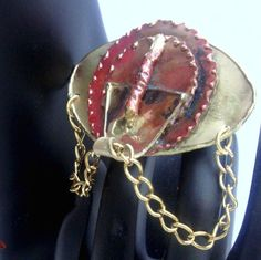 Copper Shock by VickiDianeDesigns on Etsy, $25.00