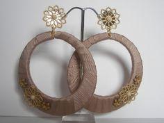 pendientes flamenca
