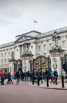 Don't miss the famous changing of the Queen's Guard at the Buckingham Palace in London
