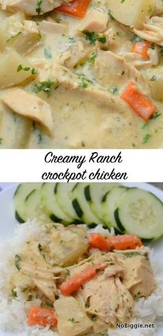 easy creamy ranch cr