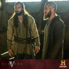 Rollo and Ragnar