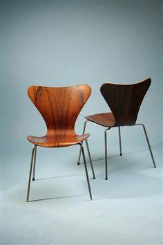 Series 7 Arne Jacobsen