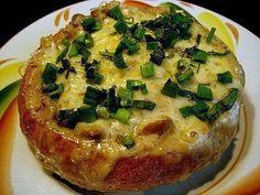 Самые вкусные рецепты: Жульен в булочке