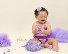 Babies - Shy Expressions   Cake Smash www.shy-expressions.com