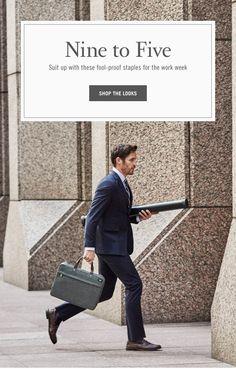 Jackspade - Shop the looks email