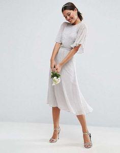 Vestidos de novia 2014: Fotos de diseños sencillos para una boda civil (14/39)   Ellahoy