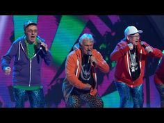 ▶ The Zimmers I'm Sexy And I Know It - Britain's Got Talent 2012 Live Semi Final - UK version - YouTube