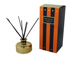 Rococco Diffuser - Citrus : Decorative Accents. Find all room accents and home accessories in one place. Urban Barn has hundreds of ideas  to compliment your decor.