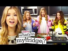 How to Make Mini Omelettes - What's In My Fridge? with MeghanRosette - YouTube
