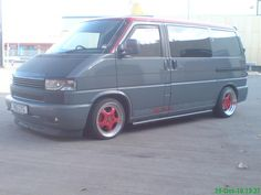 Post a pic of your Van here, if you want it in the Gallery ! - Page 42 - VW T4 Forum - VW T5 Forum