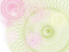 More spirograph art