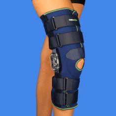 RD73A NeoActiv Rodillera estabilizadora alta abierta con articulación policéntrica regulable indicada para el dolor articular, bursitis rotuliana, tendinitis, lesiones rotulianas, prevención de luxaciones, rehabilitación postraumática y post-operatoria, lesiones de ligamentos laterales de rodilla, inestabilidad capsulo-ligamentosa. #salud #deporte #ortopedia