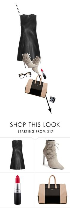 """""""Untitled #632"""" by krahmmm ❤ liked on Polyvore featuring Dolce&Gabbana, Yves Saint Laurent, MAC Cosmetics and Christian Dior"""