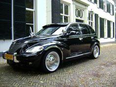 Chrysler Pt Cruiser, Mopar, Fun Stuff, Gallery, Building, Black, Design, Cars, Fun Things