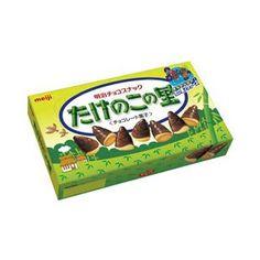 prefer Tkenoko than Kinoko...